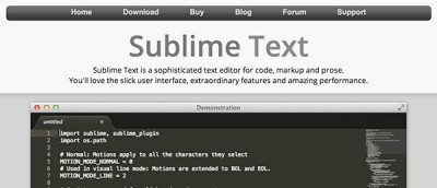 Sublime Text Arduino IDE 1.5.6r2 homepage