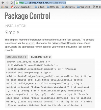 Sublime Text Arduino IDE 1.5.6r2 package control link