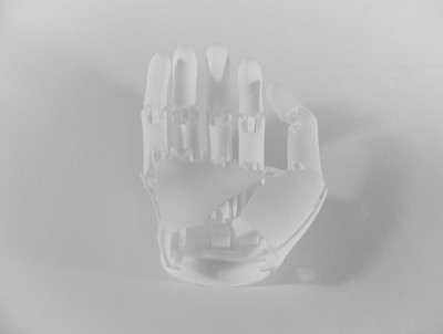 bionic hand evolution five fingers