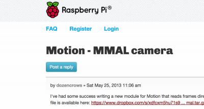 motion mmal