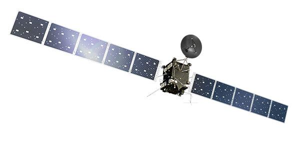 Rosetta sonda interspaziale