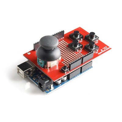 joystick shield sparkfun