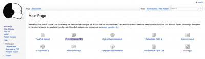 wiki icub