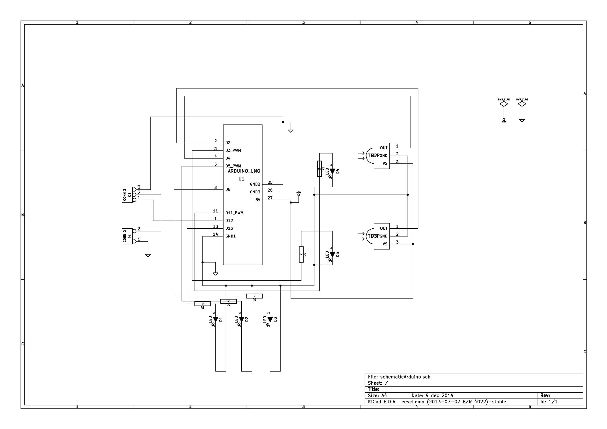 Schemi Elettrici Per Arduino : Soluzione parcheggio auto mauro alfieri automazione