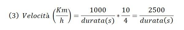 Anemometro a coppe portatile formula 3