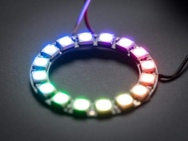 neopixel ring 16 WS2812 RGB Led