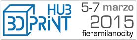 3dPrint hub Milano banner