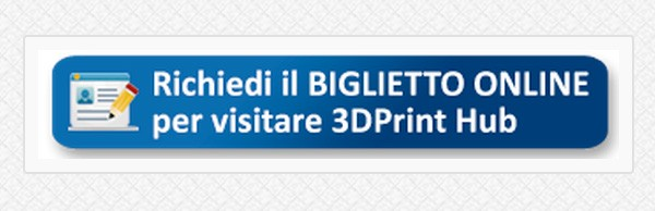 3dPrint hub Milano coupon