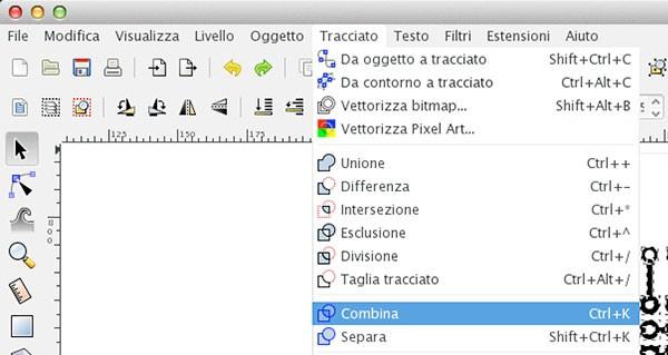 PCB Fritzing to iModela combina