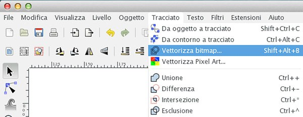 PCB Fritzing to iModela vettorializza