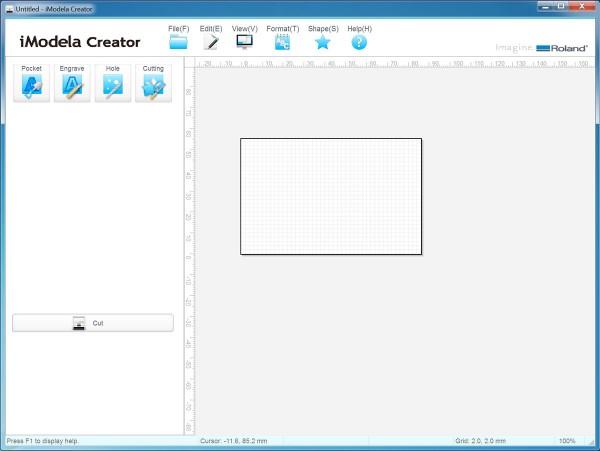 PCB iModela Creator Open