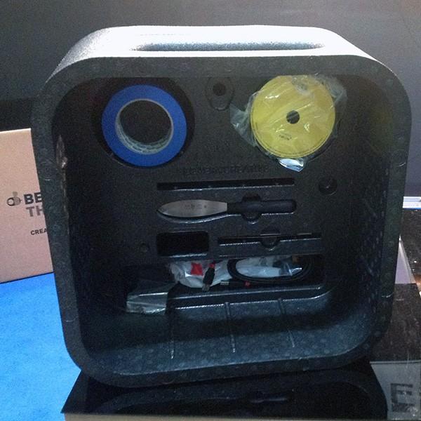 3DHubPrinting BeeTheFirst packaging tools