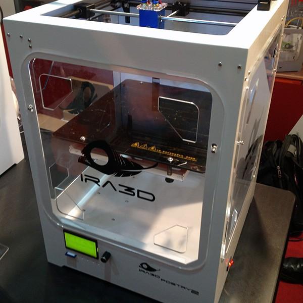 3DHubPrinting IRA3D POETRY2 vetroceramica