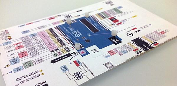 Basetta prototipazione semplificata arduino