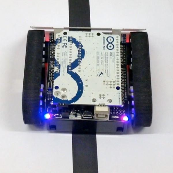 zumo area robot arduino day 2015 milano