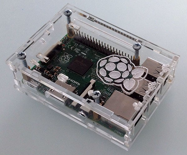 Box Rasperry Pi 2
