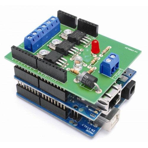 RGB shield Ethernet