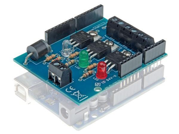 RGB shield arduino