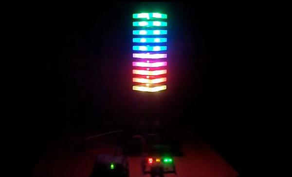 lampada RGB shield