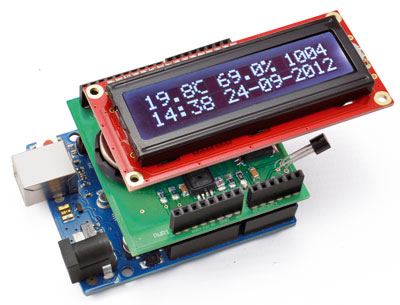 meteo shield lcd