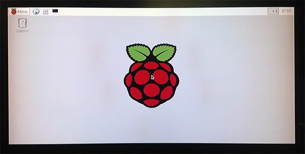 OctoPi Raspberry Pi Desktop
