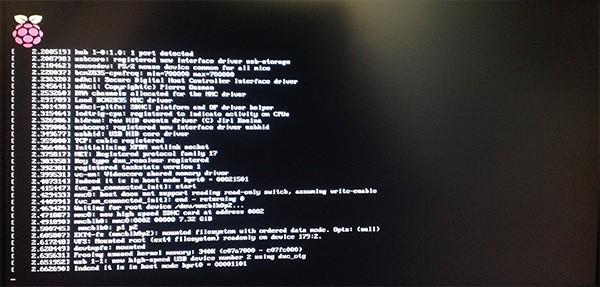 OctoPi Raspberry Pi reboot