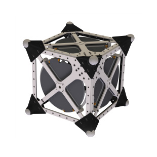 Hedgehog robot cubo