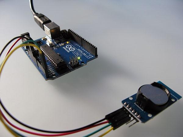 RTC DS3231 per arduino