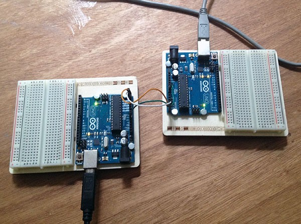 Comunicazione I2C arduino to arduino