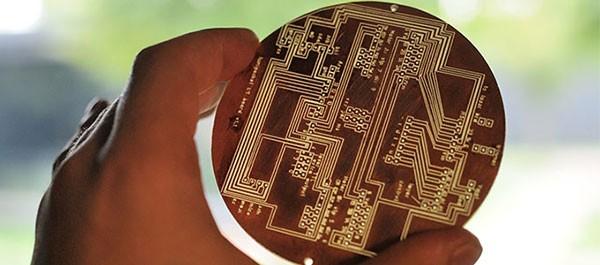LumiPocket LT PCB finito