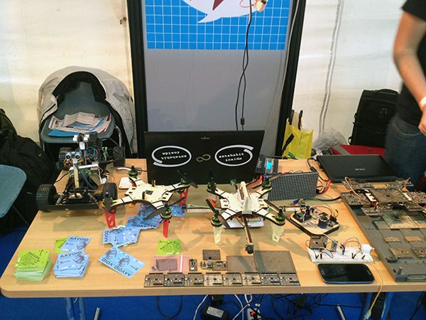 Maker Faire Rome 2015 FabLab