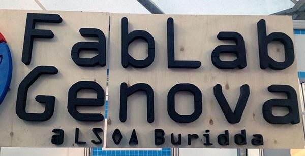 Maker Faire Rome 2015 FabLab Genova