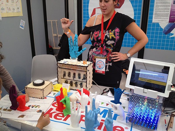 Maker Faire Rome 2015 Maker