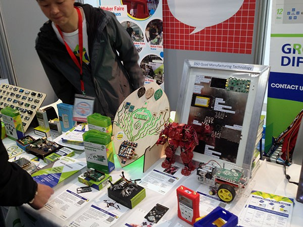 Maker Faire Rome 2015 SeedStudio