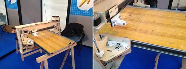 Maker Faire Rome 2015 cnc