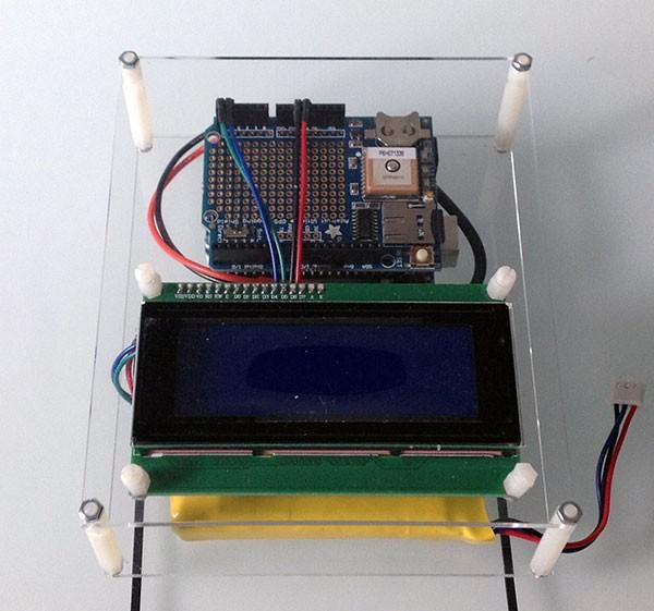 Arduino Gps Tracker alto