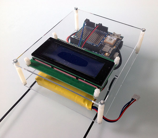 Gps tracker arduino mauro alfieri elettronica maker