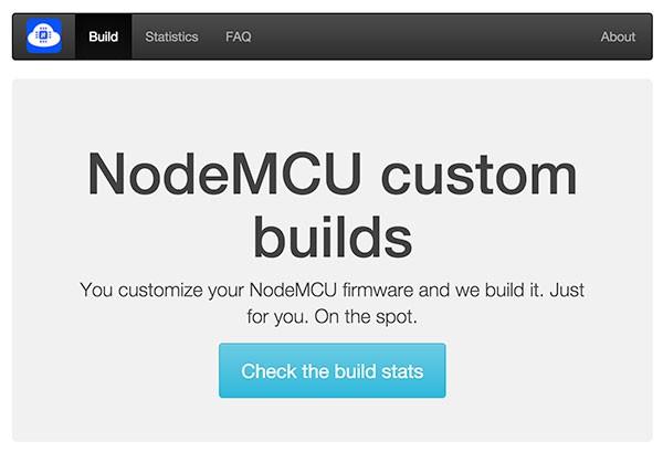 ESP8266 NodeMCU Custom Firmware