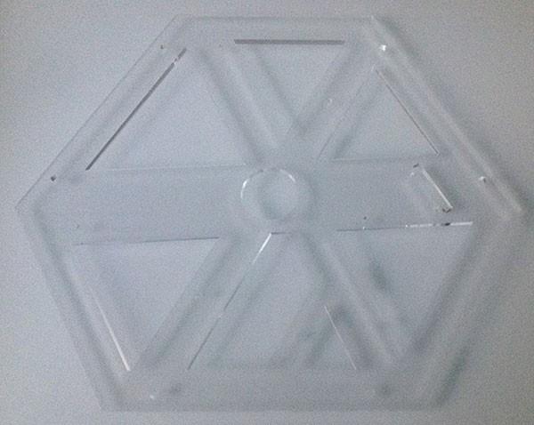 Frame plexy