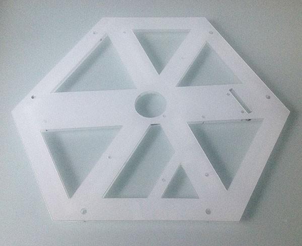 Frame plexy pellicola
