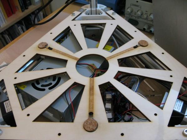 Frame FSR legno montato