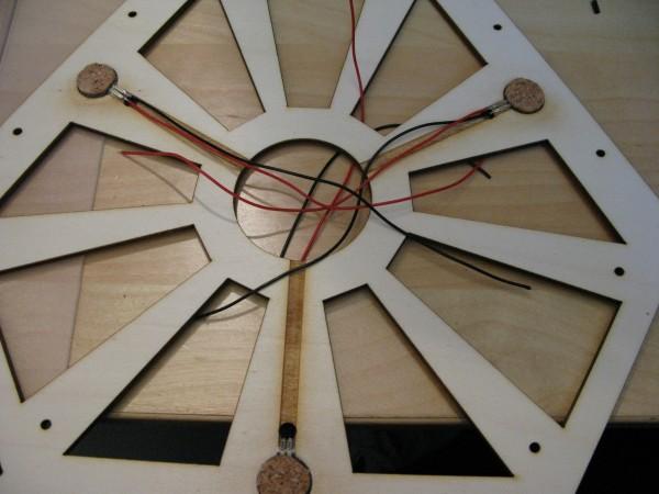 Frame FSR legno sistemazione