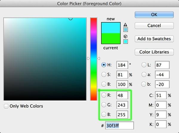 Suonerie NeoPixel color 48243255