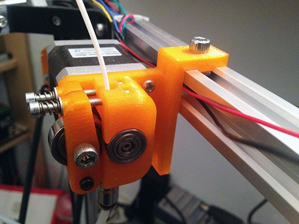 compact bowden extruders detailed