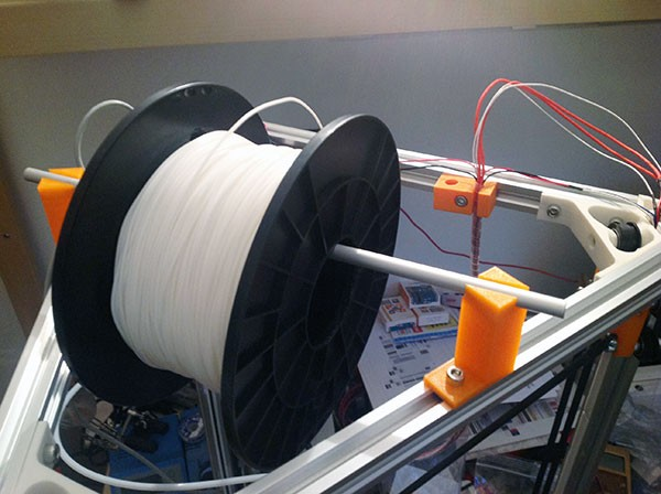 compact bowden extruders filament