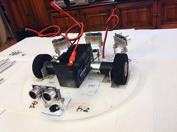 Albero Robot base