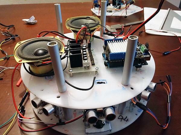 Albero Robot montaggio 3