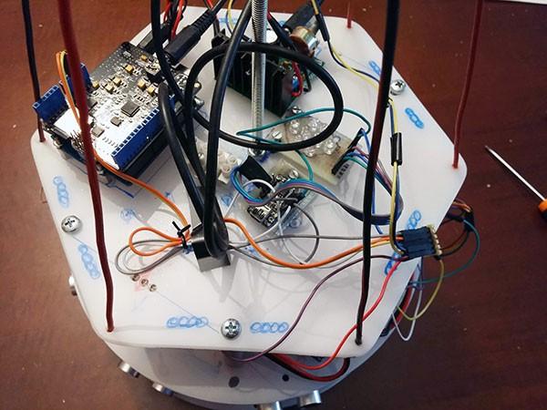 Albero Robot montaggio 9