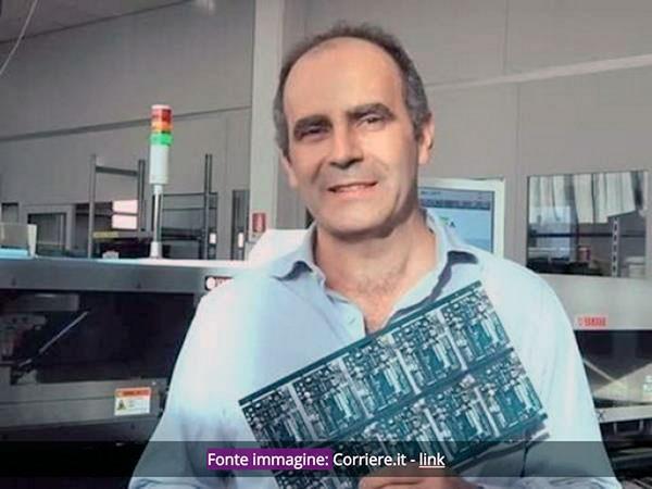 Genuino prodotta in Italia Titolare Axel Elettronica