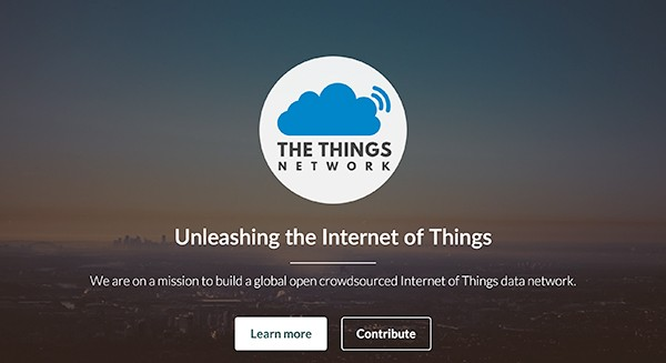 Progetto The Things Network